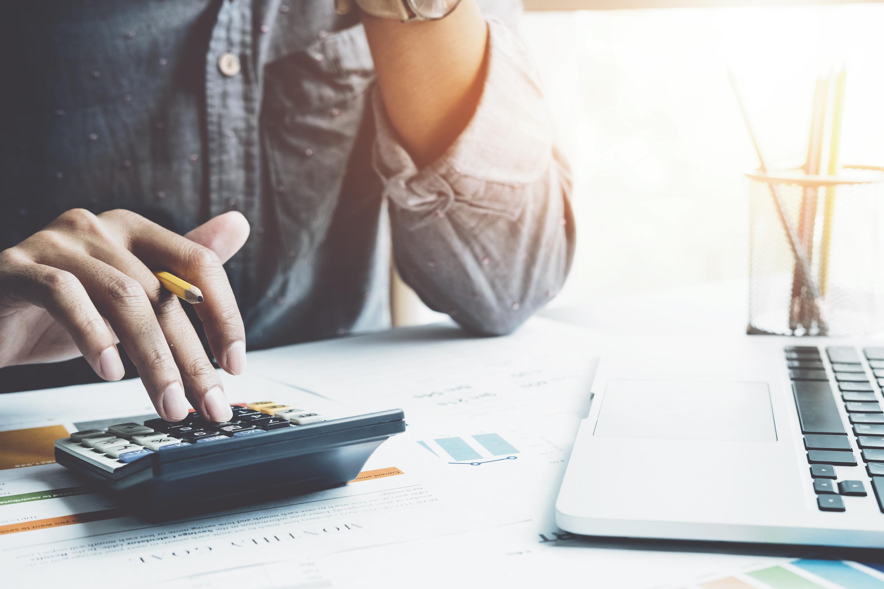 calculating repayment