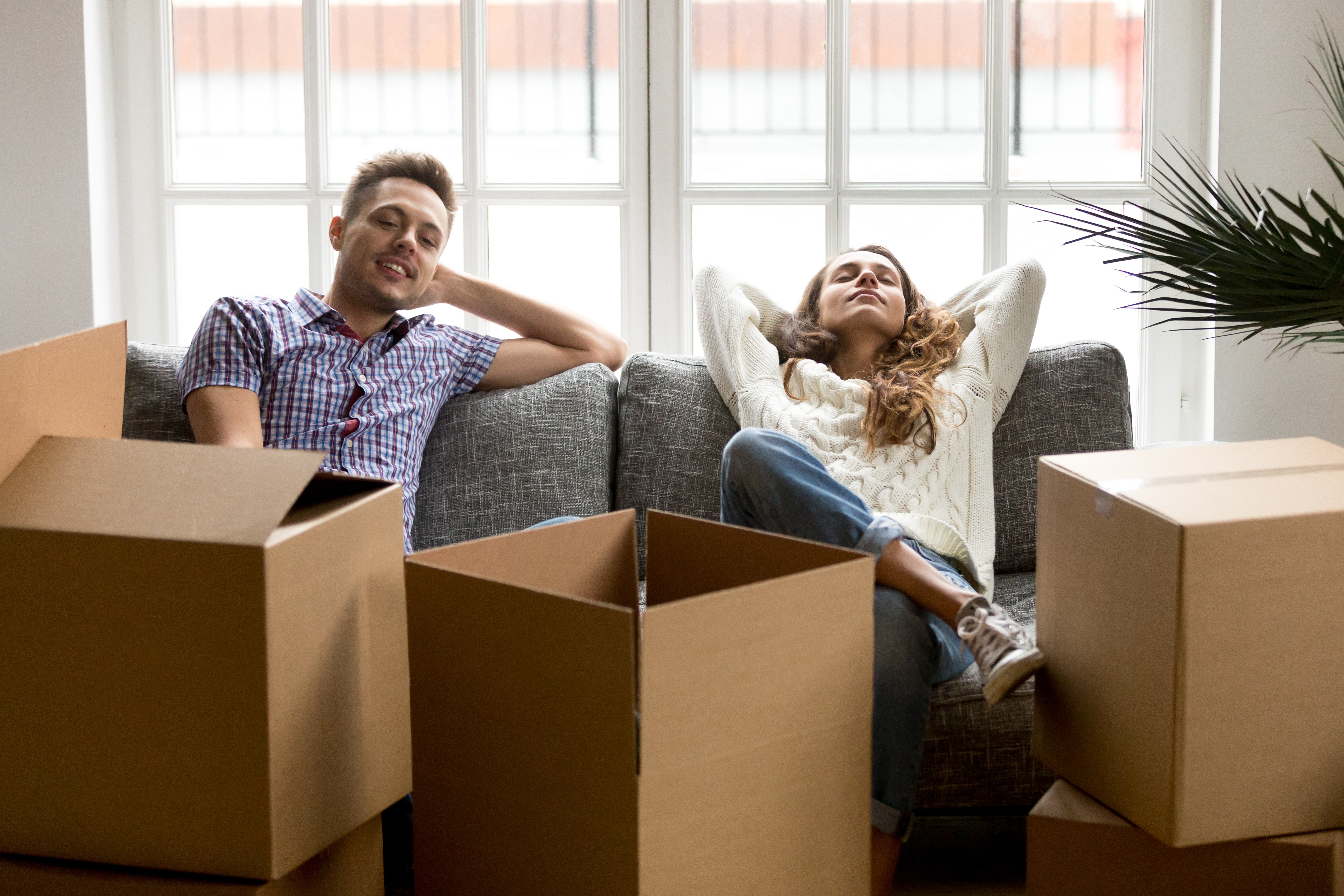 Painless Moving Doesn't Have to Be an Oxymoron How to Make Moving Easier
