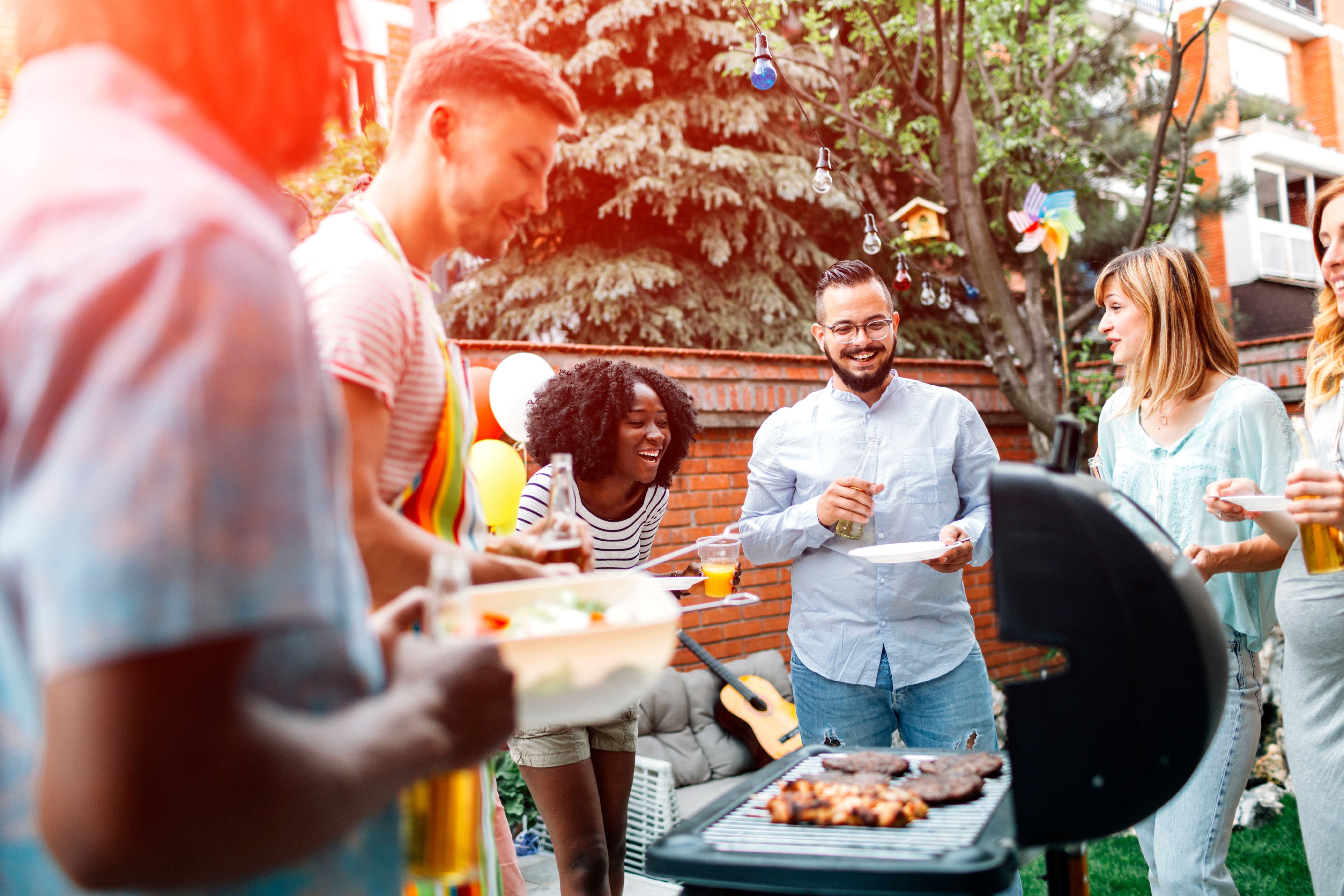 Throw Your Labor Day End of Summer Bash on a Budget