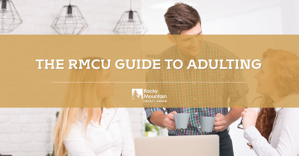 The RMCU Guide to Adulting