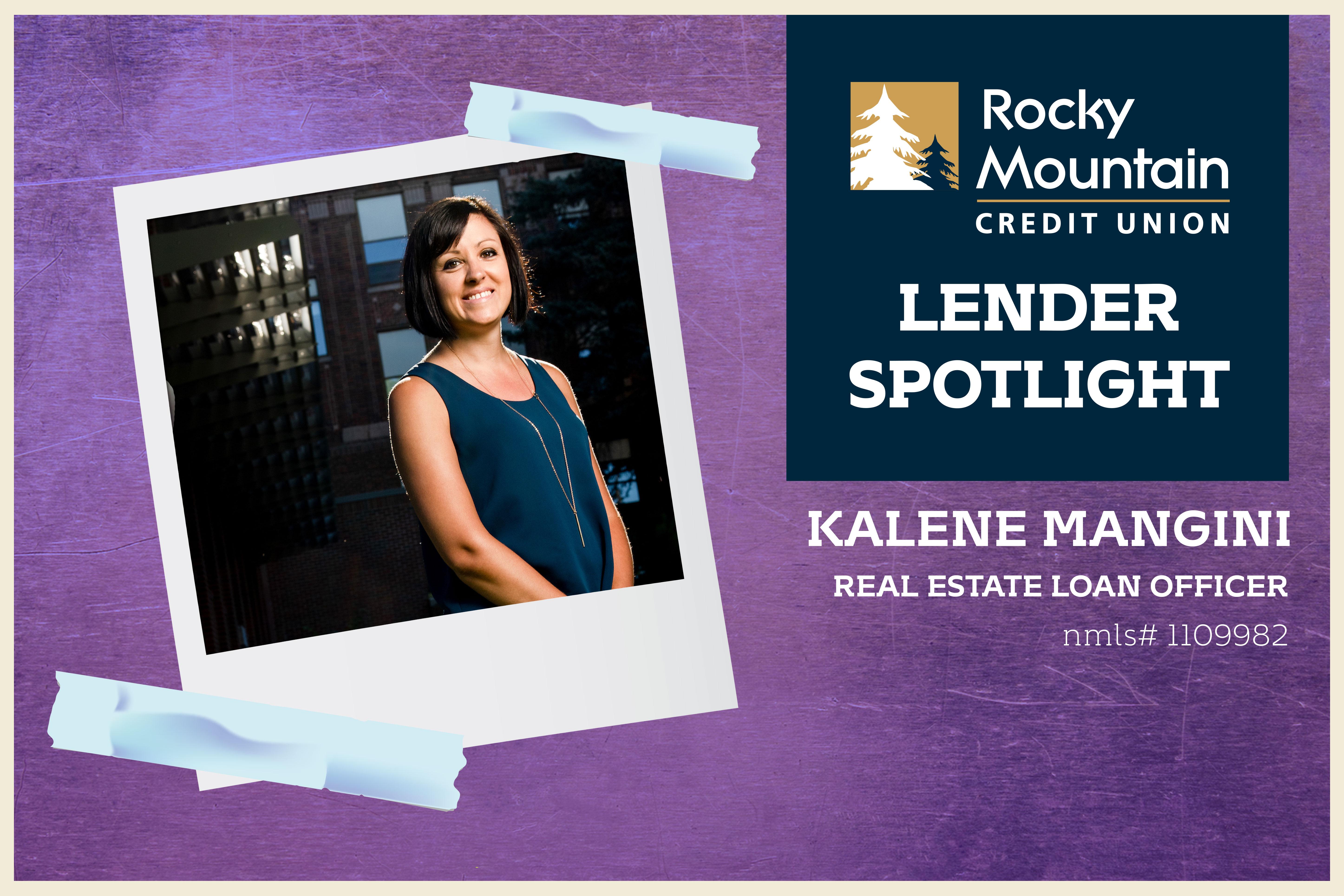 Lender Spotlight: Kalene Mangini