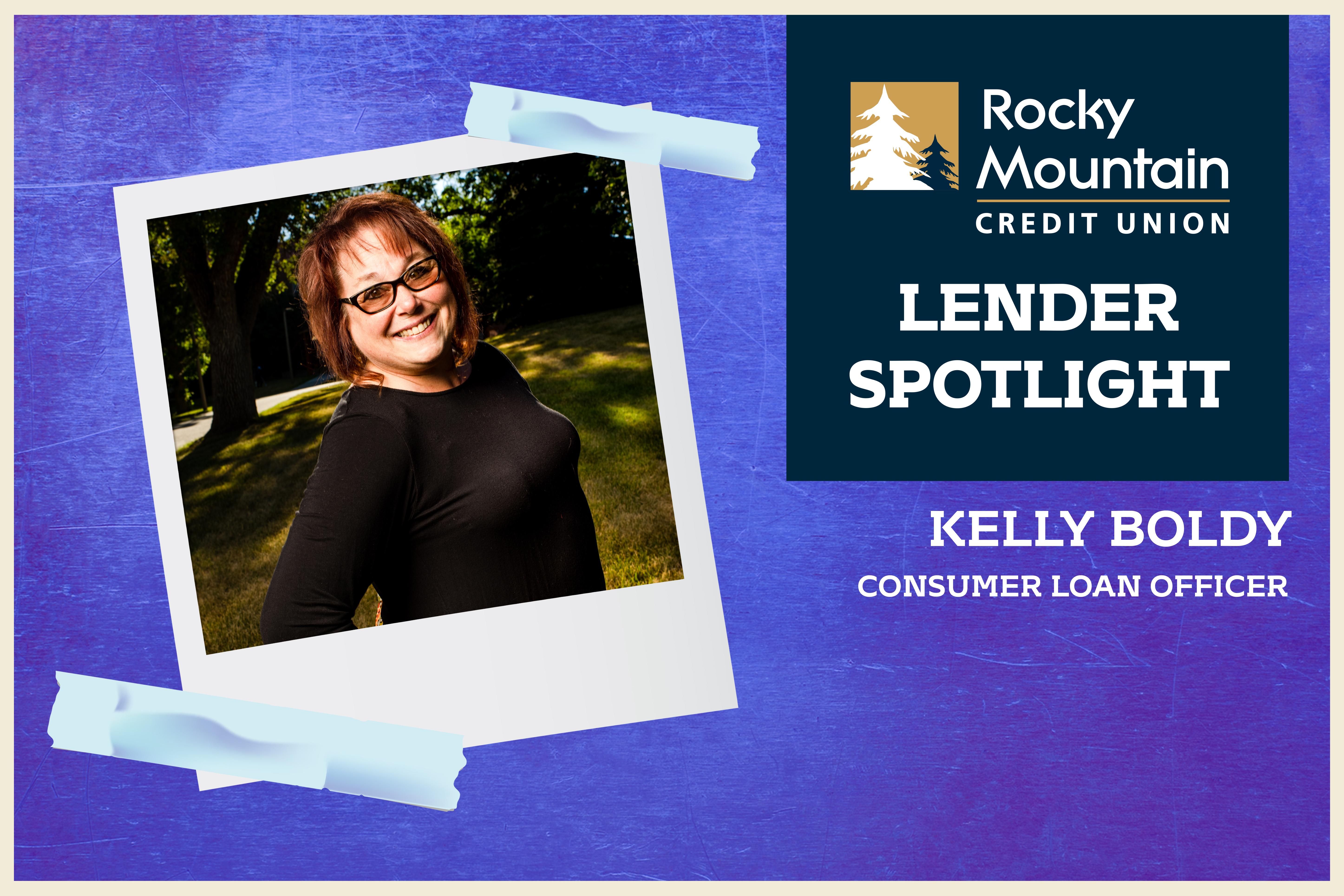 Lender Spotlight: Kelly Boldy