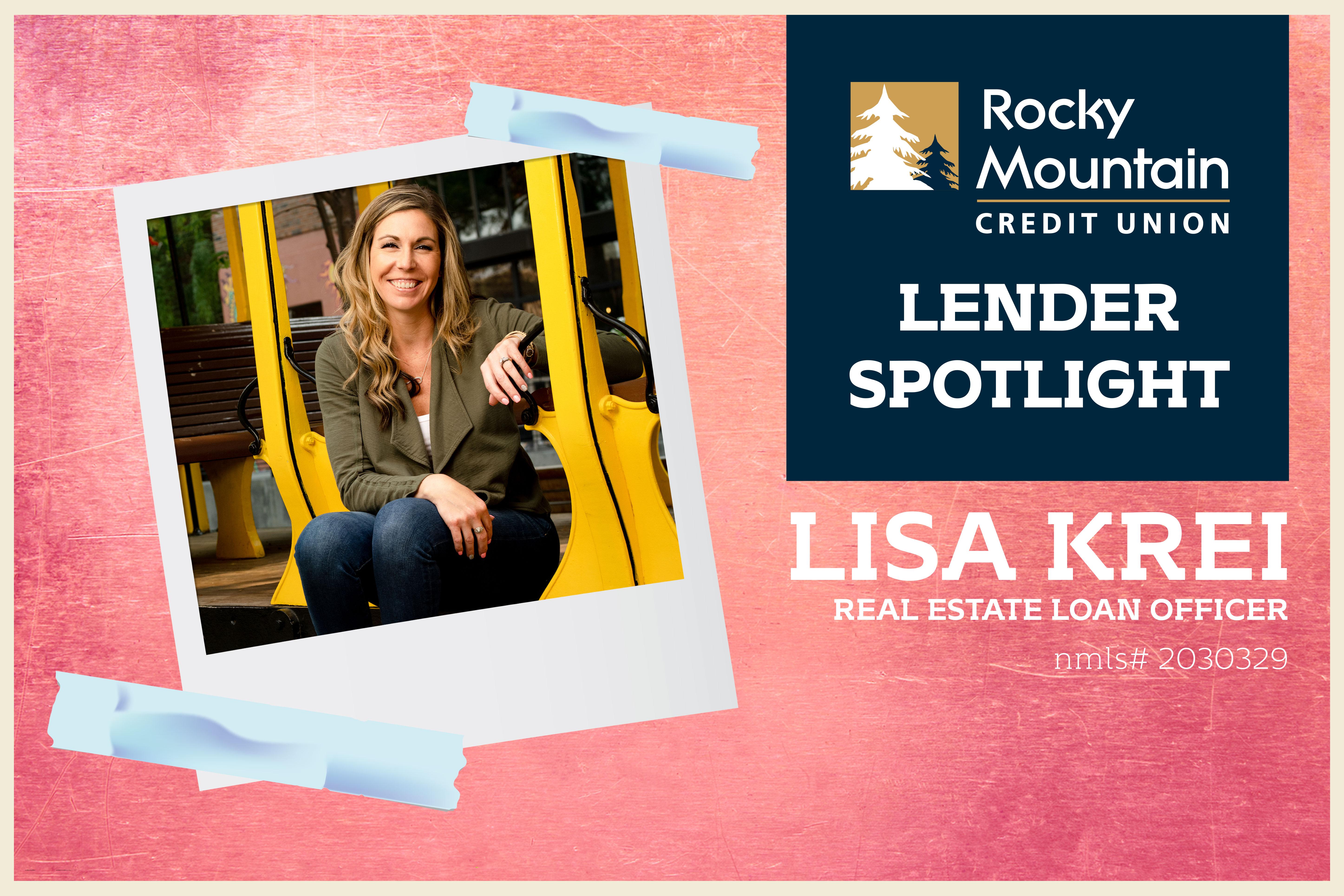 Lender Spotlight: Lisa Krei