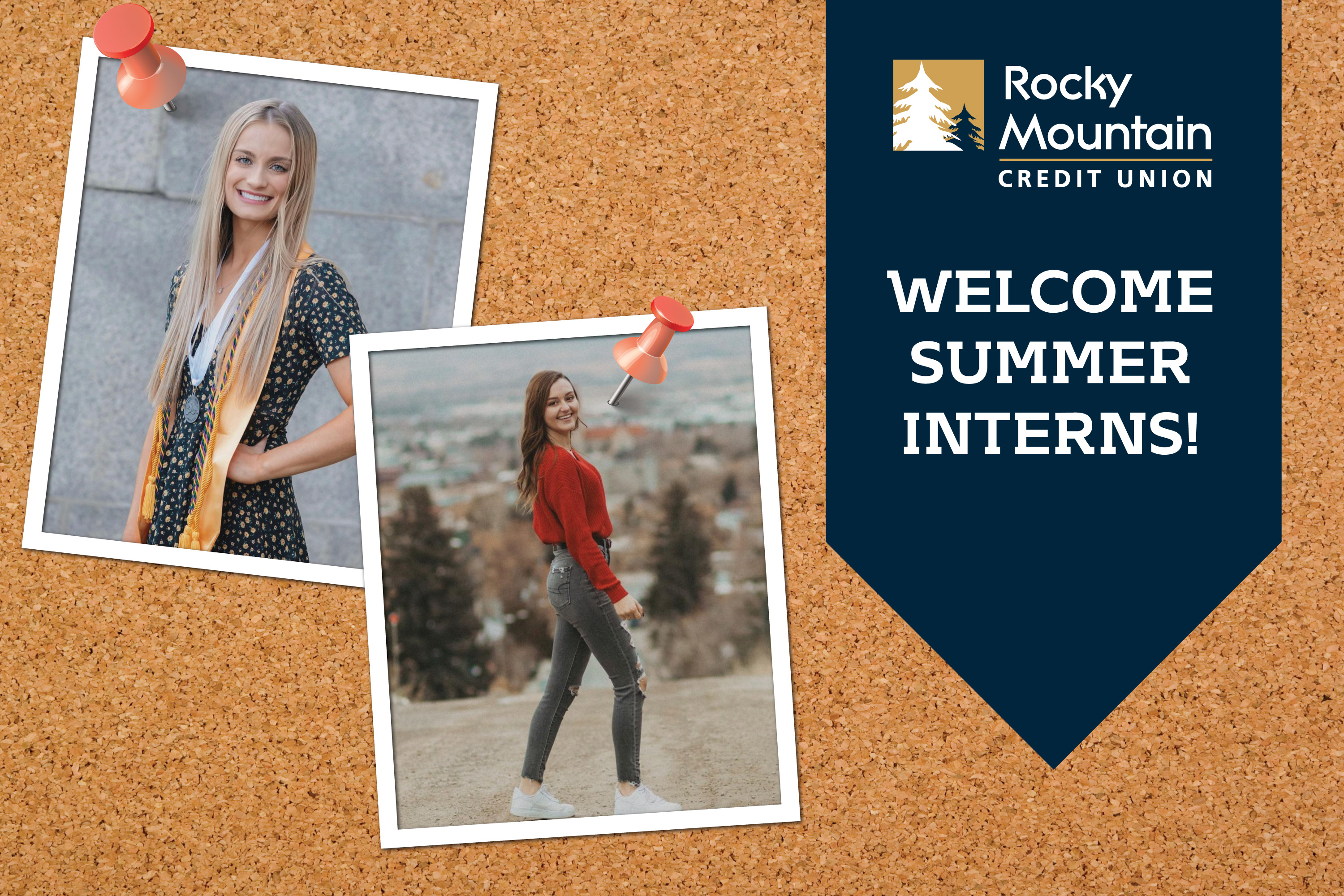 Welcome to Our RMCU Summer Interns of 2021