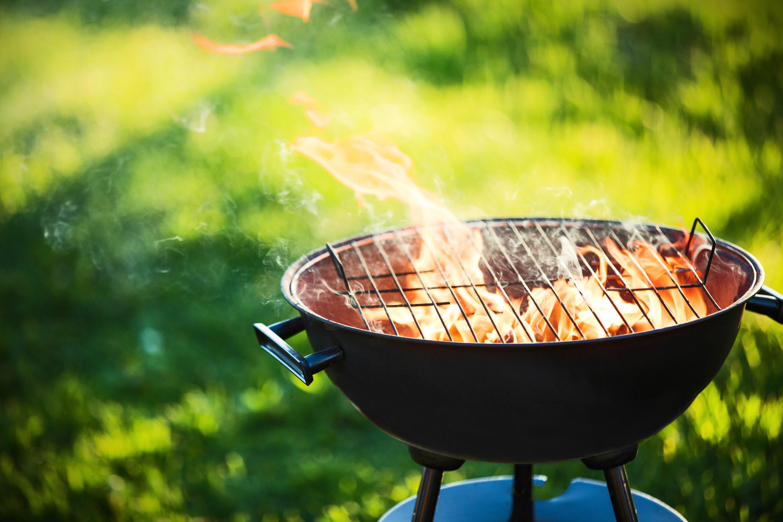 Throw a Backyard Barbecue Tiki Party
